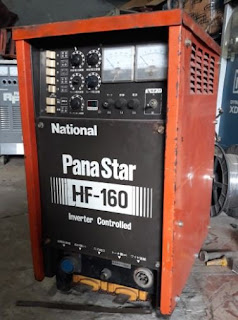 Máy hàn CO2 HF 160 Pana 1 pha