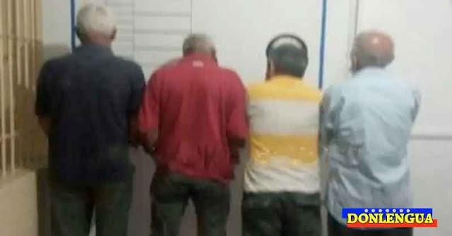 Cuatro ancianos abusaron de una niña de 13 años con la ayuda de su tía