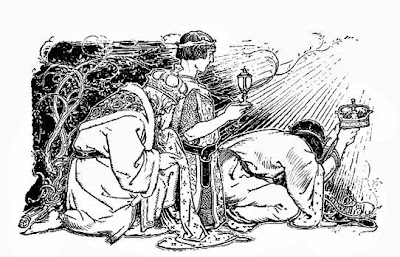 gold frankincense and myrrh coloring pages | Clip Art of The Three Wise Men | Belznickle Blogspot ...