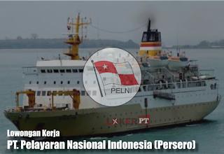 Lowongan Kerja BUMN PT. Pelayaran Nasional Indonesia (PELNI)