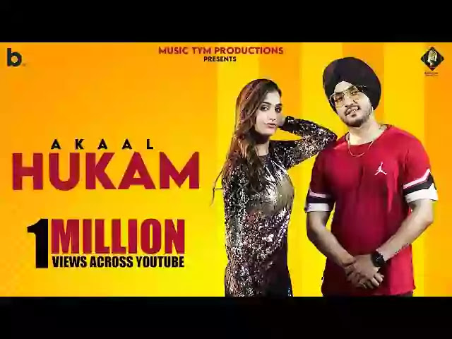 HUKAM LYRICS – AKAAL