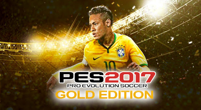 Download PES 2017 Gold Edition Apk + OBB  Full Transfer for Android_www.akozo.net