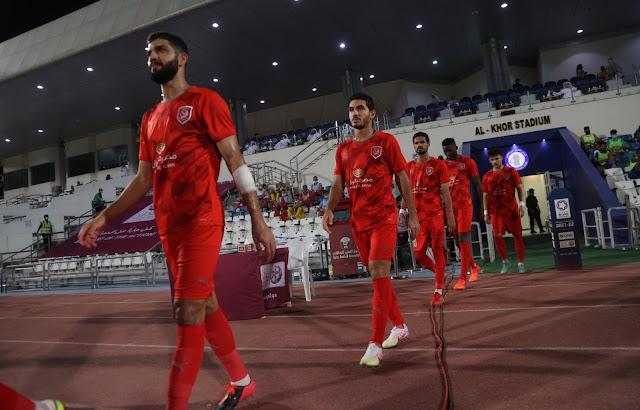 ملخص اهداف مباراة الدحيل والخور (4-1) الدوري القطري