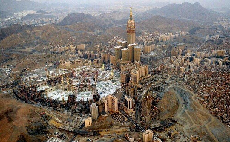 Doa Masuk Kota Mekah, Madinah dan Jeddah