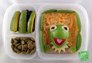 Muppets kids lunch