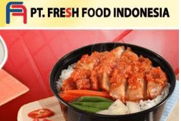 Lowongan Kerja PT Fresh Food Indonesia
