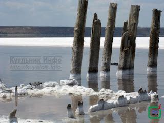 Мертве море України мертвое море Украина