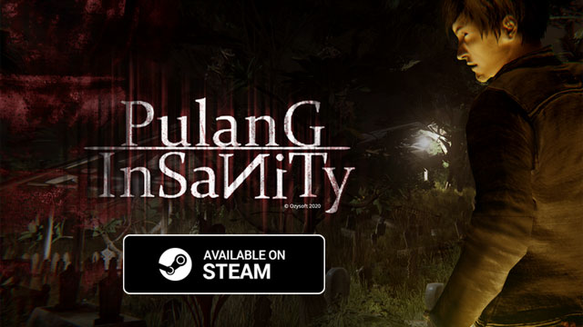 Pulang Insanity game horor buatan game developer Indonesia