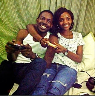 Adekunle Gold And Simi Rehearse For Their Wedding (Photo)