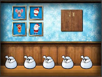 Amgel Snowman Room Escape