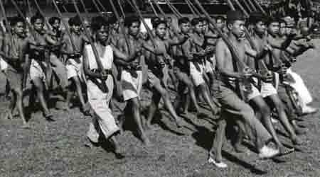 Bela negara zaman kolonial belanda