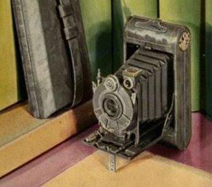 Macchina fotografica modello Folding Pocket