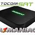 Tocomsat Phoenix HD Vip Vídeo de Apresentação - 15/09/2016