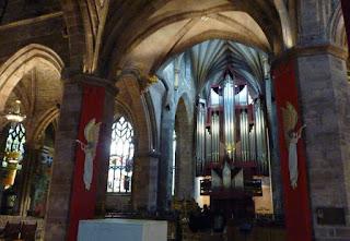 Edimburgo, Catedral de St. Giles.