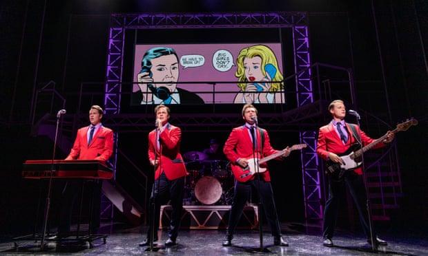 Review Round-up: Jersey Boys, Trafalgar Theatre