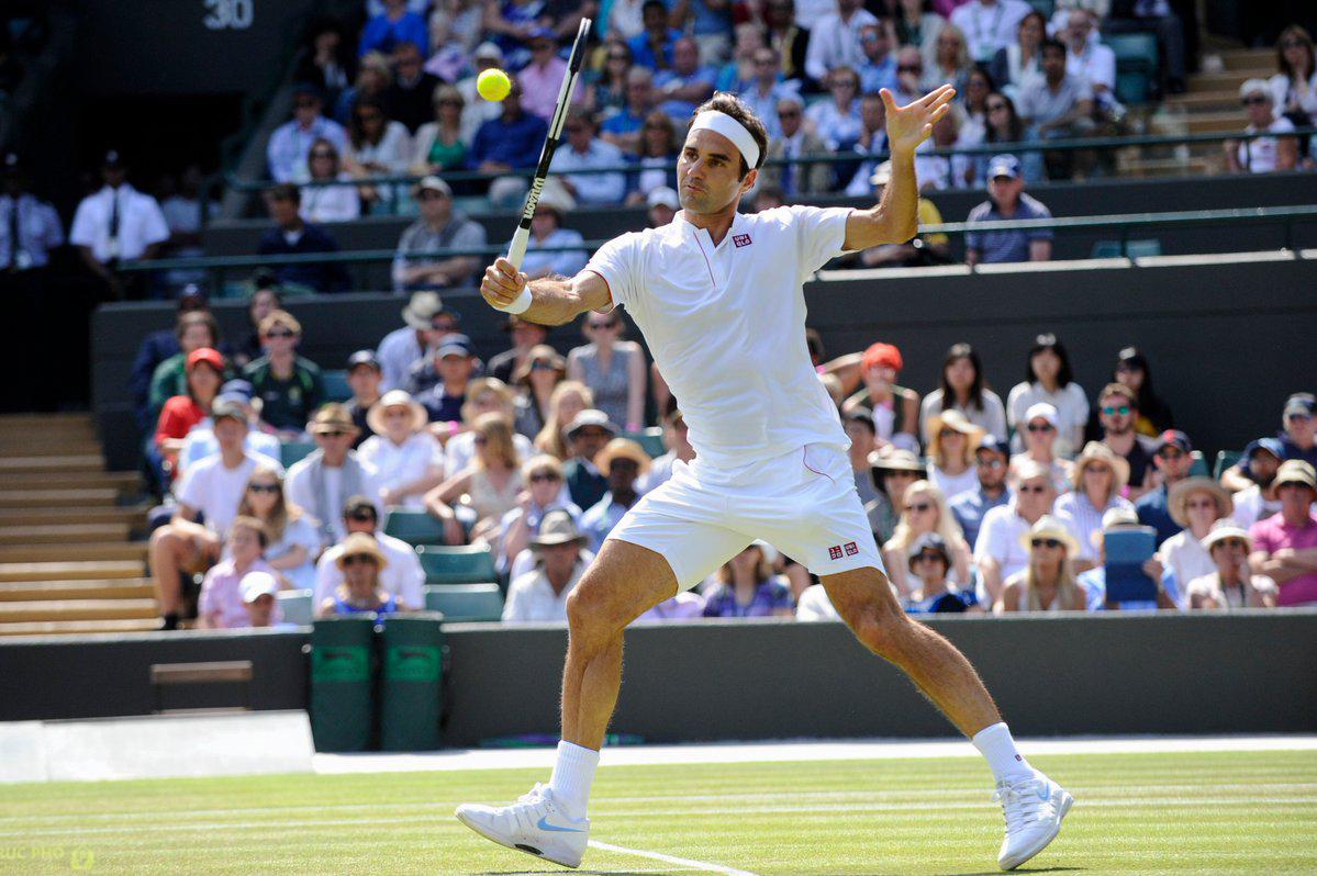 Federer vẫn giữ được nhịp độ thi đấu đỉnh cao ở thời điểm hiện tại