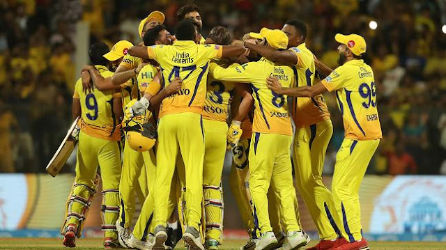 IPL 2018 Award Winners List