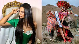 Viviana Valenzuela Castro es Miss Perú Cusco 2020