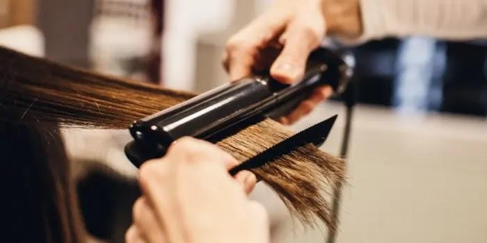 cara kerja rebonding rambut