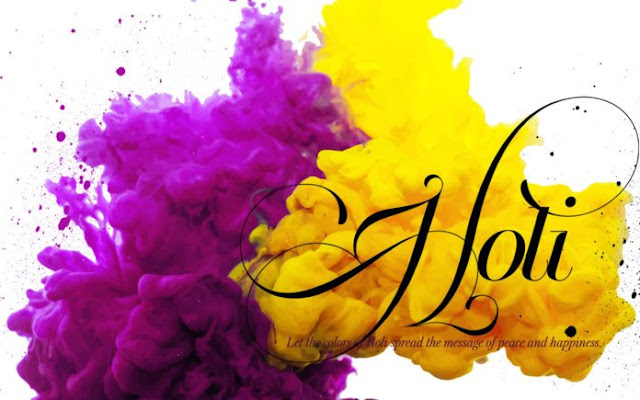 Happy Holi ki Wallpaper