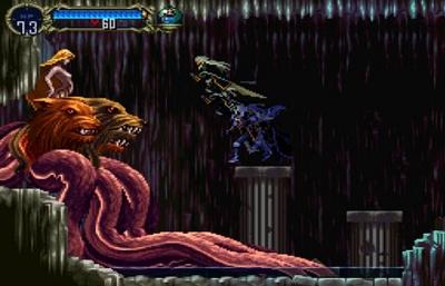 Castlevania: Symphony of the Night (USA) Screenshots #2