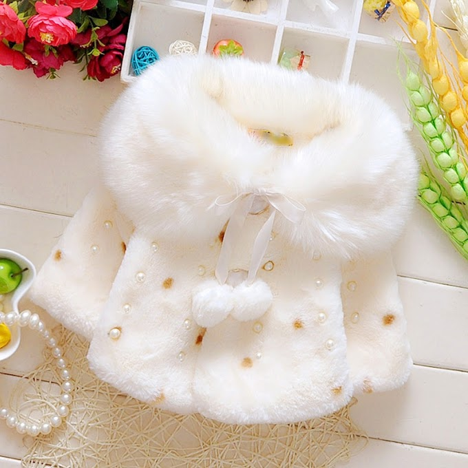 fur coat for baby girl wonderful shapes and colors