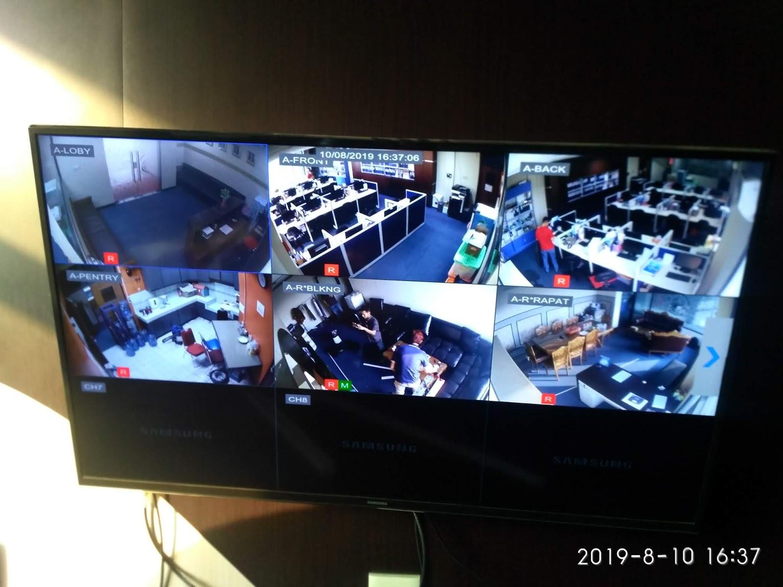 Agen Pasang CCTV Murah | Pasang Anti Petir