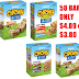 Hurry! 58 Bars of Quaker Chewy Granola Bars $4.89 (Reg $11) or $3.80 With 5 Amazon Subscribe & Save Discounts - Prime Members Only