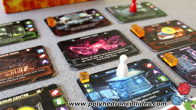 Solar Storm Kickstarter board game review