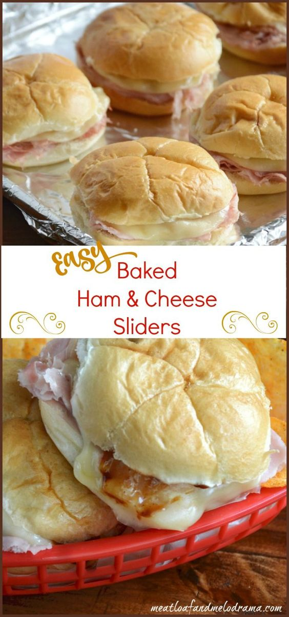 Baked Ham and Cheese Sliders with Barbecue Sauce #recipes #dinnerideas #quickdinnerideas #food #foodporn #healthy #yummy #instafood #foodie #delicious #dinner #breakfast #dessert #lunch #vegan #cake #eatclean #homemade #diet #healthyfood #cleaneating #foodstagram