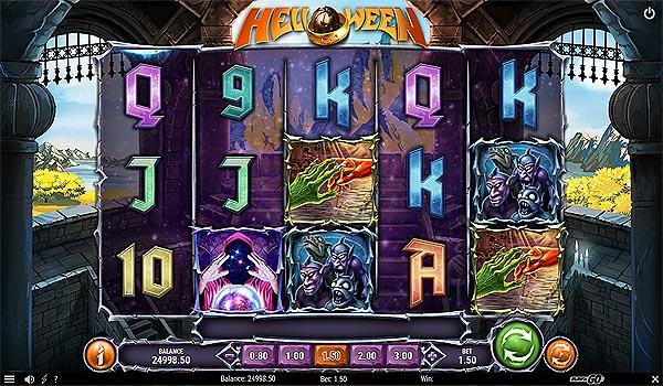 Main Gratis Slot Indonesia - Helloween (Play N GO)
