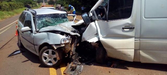 Homem perde a vida em acidente na PR-317