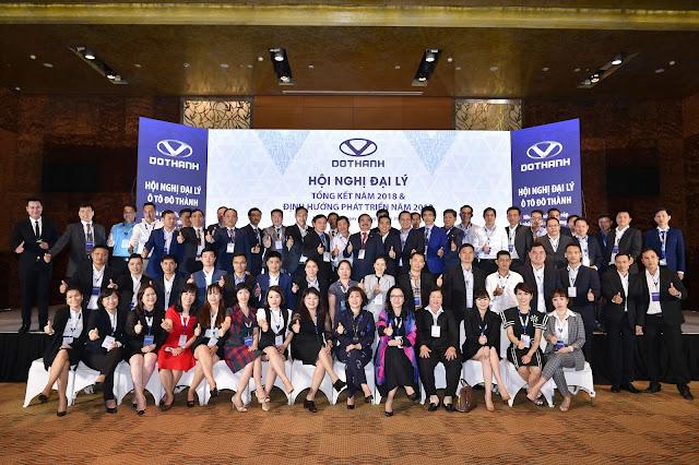 Hội nghị đại lý xe tải Đô Thành