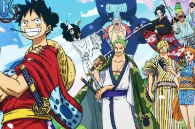 Link Streaming One Piece Eps 972 Sub Indo Terbaru Penuh