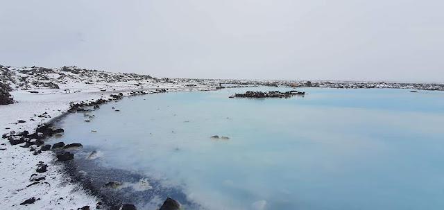 Area sekitar Blue Lagoon