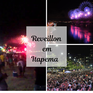 Reveillon  em Itapema