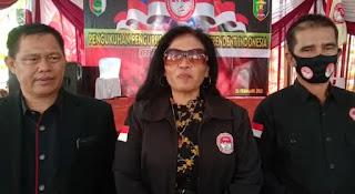 Presidium Forum Pers Independent Indonesia Hadiri Pengukuhan Korwil Pesawaran