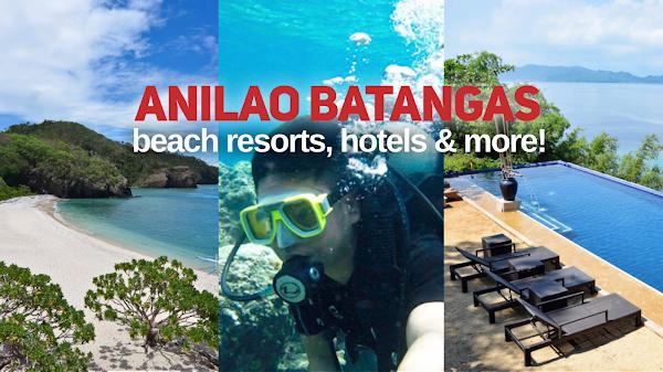 LUXURY CHEAP AFFORDABLE ANILAO BEACH RESORTS IN BATANGAS