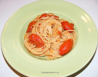Paste cu rosii cherry retete culinare,