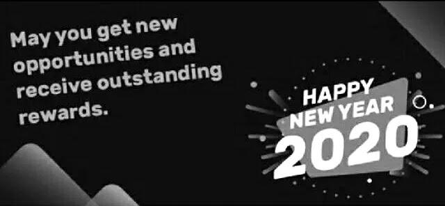 हैप्पी न्यू ईयर 2020