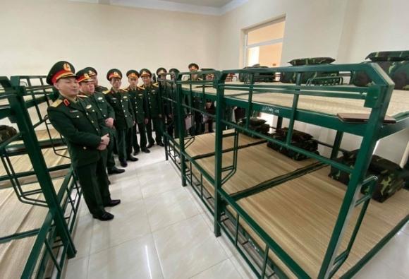 Cận cảnh khu nhà ở Hà Nội sẵn sàng đón gần 1.000 người từ vùng dịch trở về
