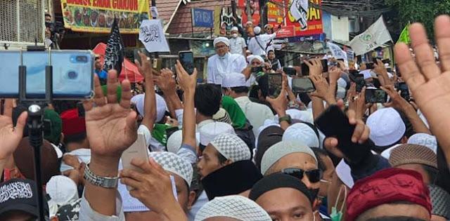 Doa Habib Rizieq: Semoga Allah Hancurkan Pemimpin-pemimpin Pendusta!