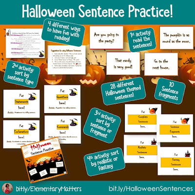 https://www.teacherspayteachers.com/Product/Halloween-Sentence-Practice-354283?utm_source=blog%20post&utm_campaign=Halloween%20sentences