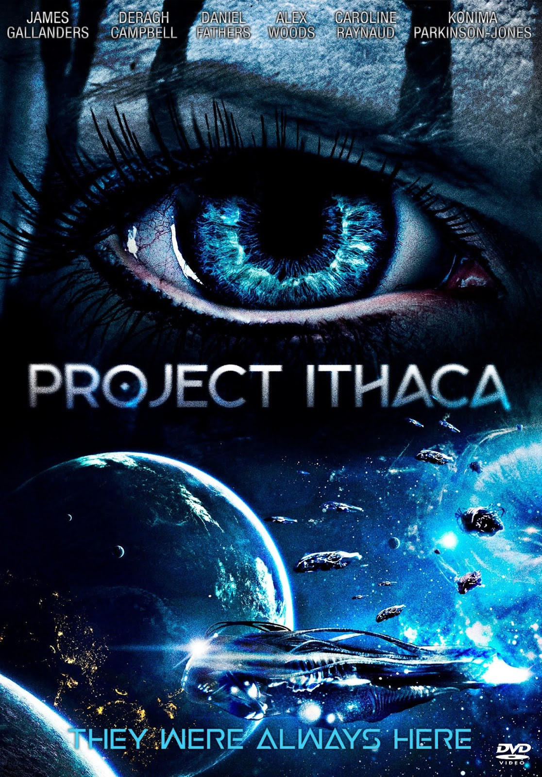 Project Ithaca [2019] [DVDR] [NTSC] [Latino]