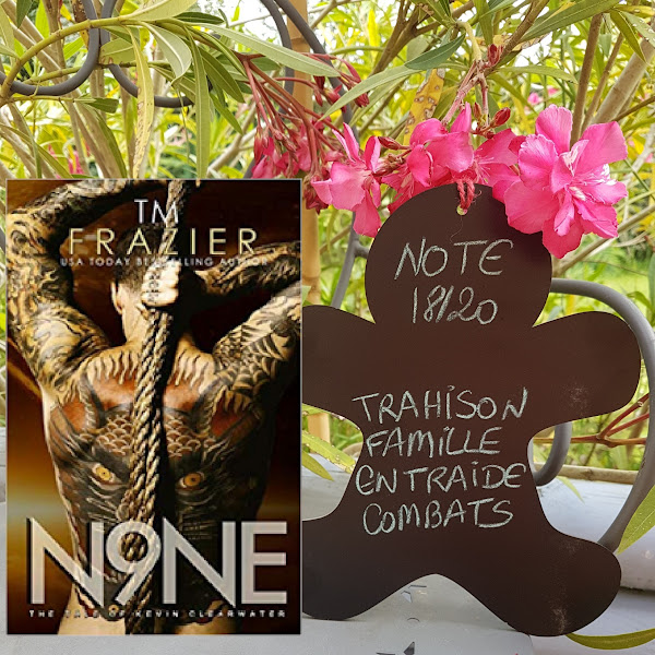 Nine : The Tale of Kevin Clearwater de T. M. Frazier