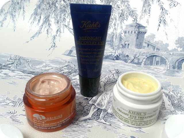 A review of the Kiehl's Midnight Recovery Eye Cream