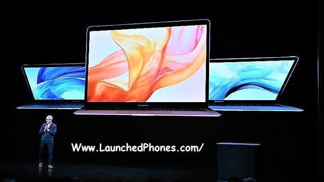 is launched inwards the Apple resultant afterwards the iPad Pro  New Apple MacBook Air 2018 launched amongst camera