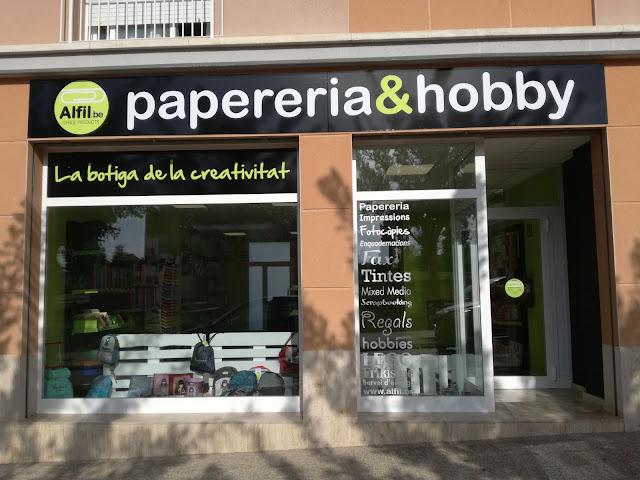 Nueva papelería en Llagostera (Girona)