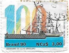 Selo Lloyd Brasileiro