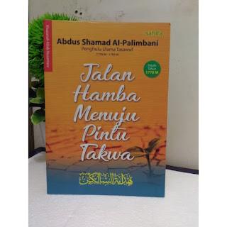 Buku Jalan Hamba Menuju Pintu Takwa Toko Buku Aswaja Surabaya